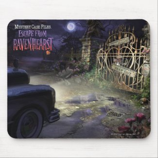 MCF: Escape From Ravenhearst Gate Mouse Pads