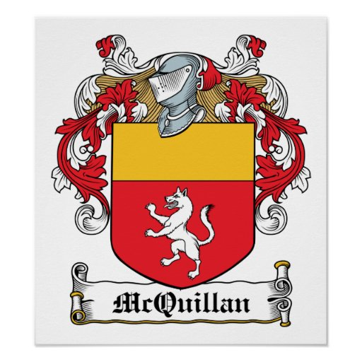 Mclaughlin Crest Family
