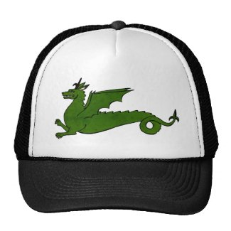 Medieval Dragon hat