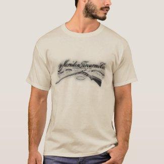Meriden Fire Arms Co. Men's Basic T-Shirt