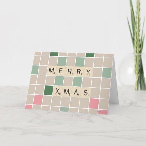 Merry Xmas Holiday Card