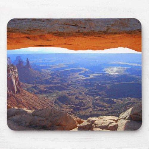 Mesa Arch Sunrise Mousepad