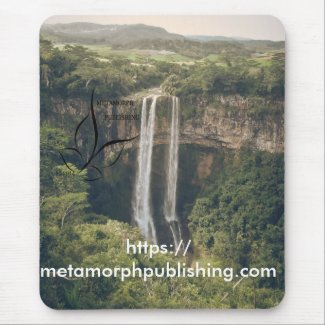 Metamorph Publishing Novelty Mouse Pad!