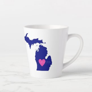 Michigan Mama News Mug
