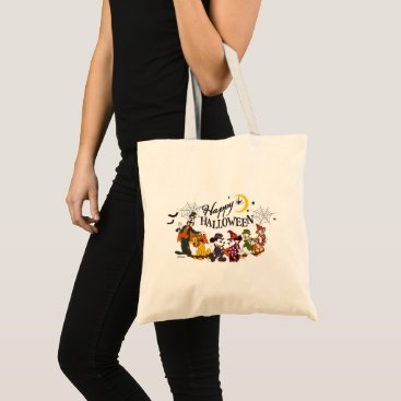 Mickey and Friends | Happy Halloween Tote Bag
