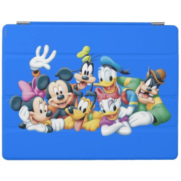 Mickey & Friends | Kneeling iPad Smart Cover