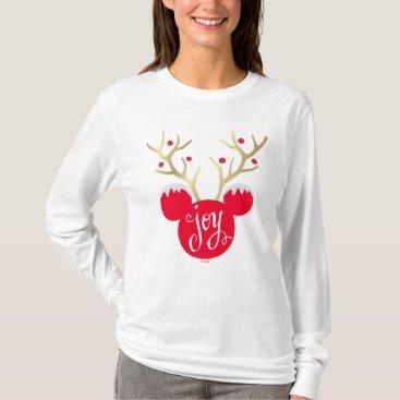 Mickey & Friends | Mickey Christmas Joy T-Shirt