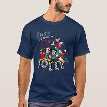 Mickey & Friends | Tis the Season to be Jolly T-Shirt