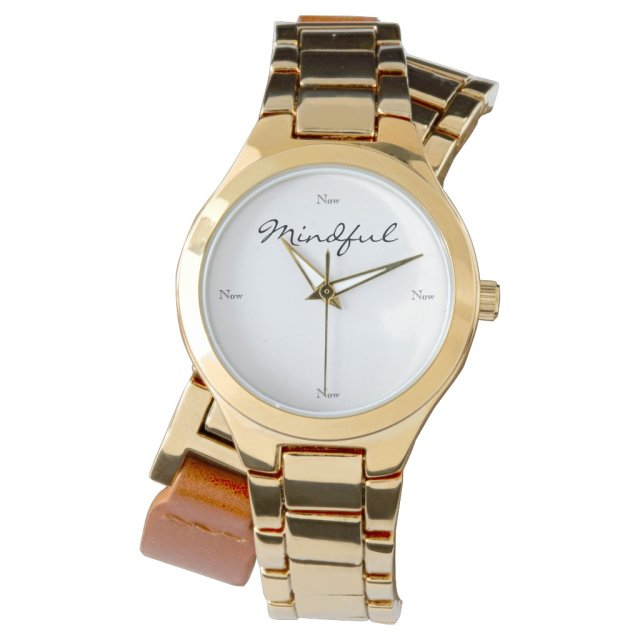 Mindful Now Wrist Watch