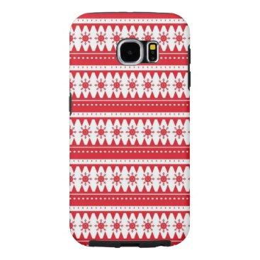 Mini Snowflakes Samsung Galaxy S3 Case Mate Cover