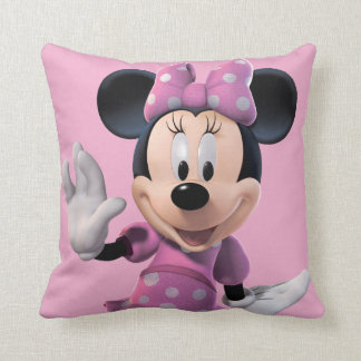 Minnie Mouse 10 Throw Pillows