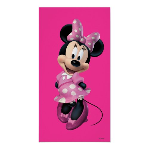 Minnie Mouse 3 Poster