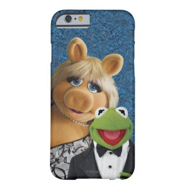 Miss Piggy and Kermit Barely There iPhone 6 Case