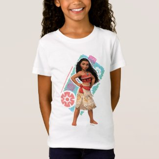 Moana | Vintage Island Girl T-Shirt
