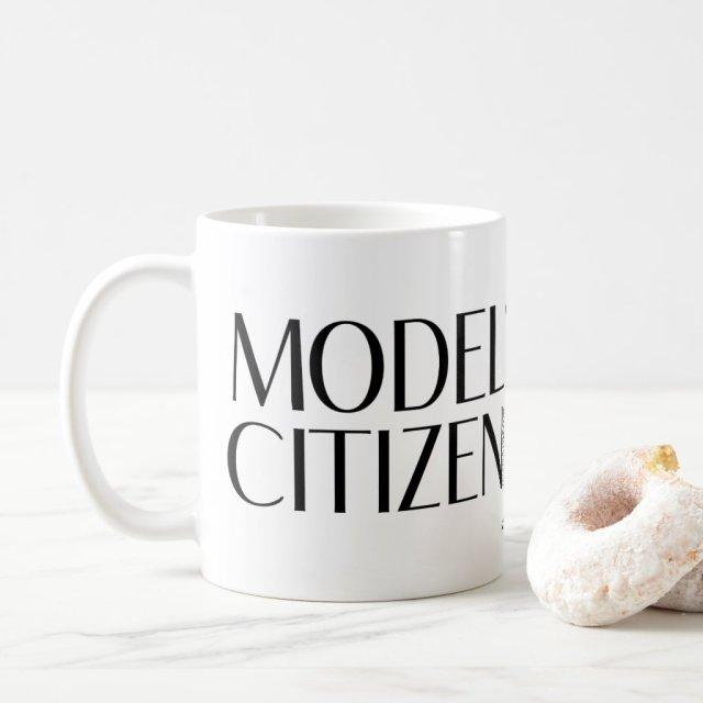 Model Citizen Coffee Mug