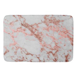 rose gold bath mats & rugs | zazzle