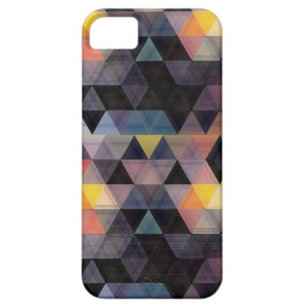 Modern geometric pattern iphone 5 case