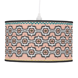 Modern Stylish Moroccan Style Repeat Pattern Ceiling Lamps