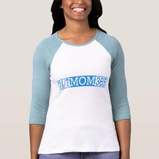 Mom 24/7/365 Shirt shirt