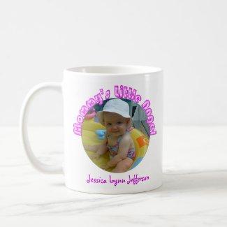 Mommy's Little Angel: Picture Mug mug