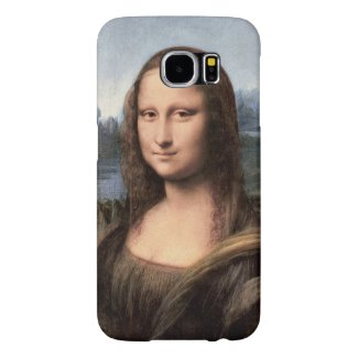 Mona Lisa Portrait / Painting Samsung Galaxy S6 Case