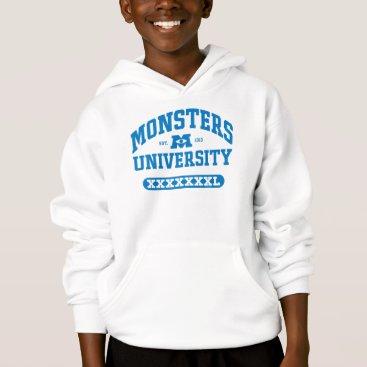 Monsters University - Est. 1313 Hoodie