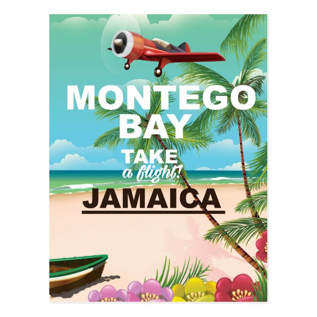 Jamaica Save Date Cards