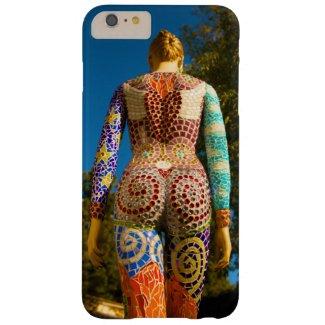 Mosaic Manequin Back iPhone 6 plus case