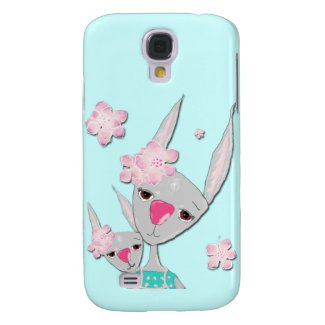 Mother and Child Galaxy S4 Cover