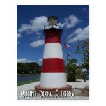 Mount Dora Florida lighthouse post card photo