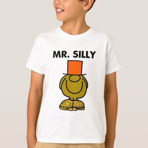 Mr. Silly   Hidden Eyes T-Shirt
