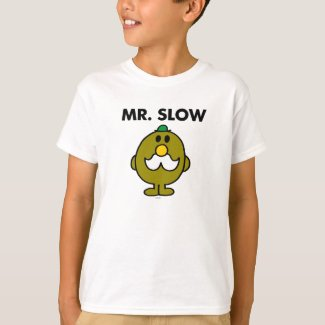 Mr. Slow | Classic Pose T-Shirt