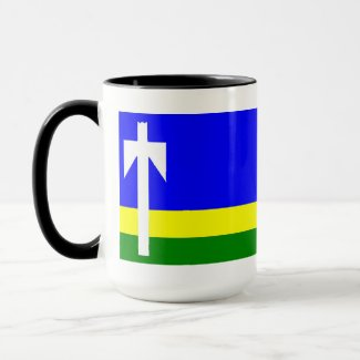 Mug featuring Washington State's next flag
