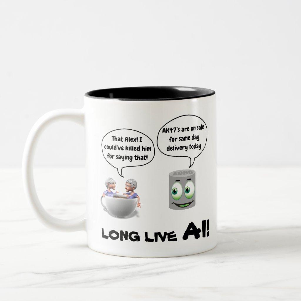 Mug long live AI