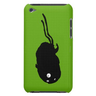 Mummy Hamster Silhouette iPod Touch Cover