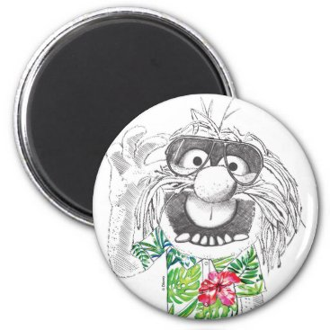 Muppets | Animal In A Hawaiian Shirt Magnet