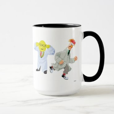 Muppets Beaker and Bunson Disney Mug