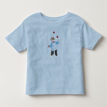 Muppets' Swedish Chef Juggling Toddler T-shirt