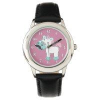 Mustachio Unicornio Watch