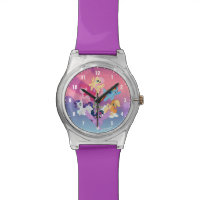 My Little Pony | Mane Six on Clouds Watch