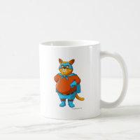 My super cat coffee mug
