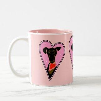 My Valentine mug