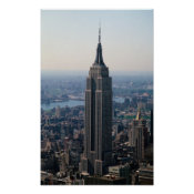 N.A., USA, New York, New York City. The Empire Poster