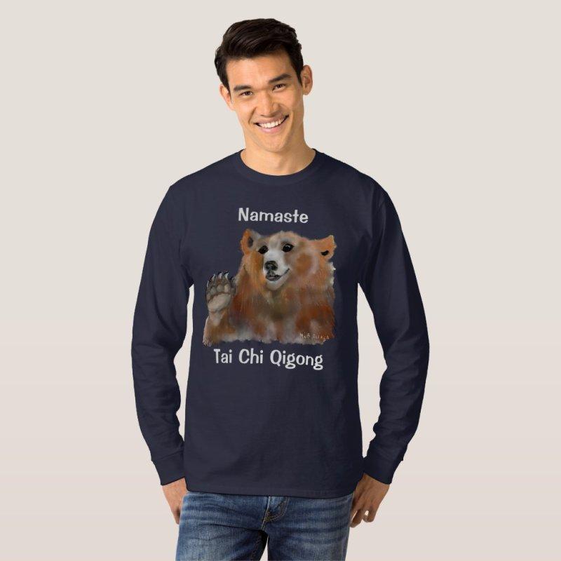 Namaste Tai Chi Qigong T-Shirt