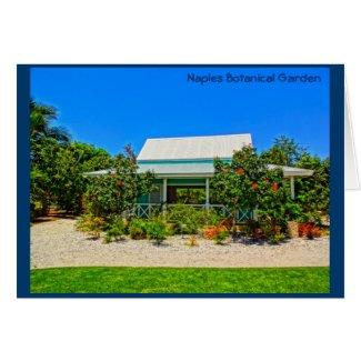 Naples Florida Botanical Garden - Caribbean Garden