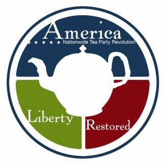 Nationwide Tea Party Revolution Button zazzle_button