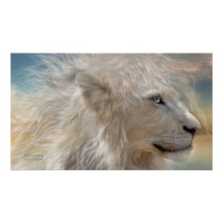 Nature's King Fine Art Poster/Print