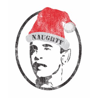 Naughty Obama Elf shirt