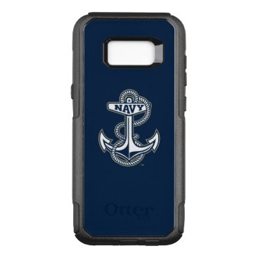 Naval Academy Anchor OtterBox Commuter Samsung Galaxy S8  Case