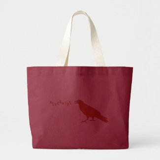 Nevermore Raven bag